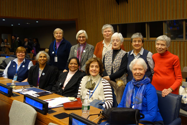 Federation at United Nations Social Development Commission
