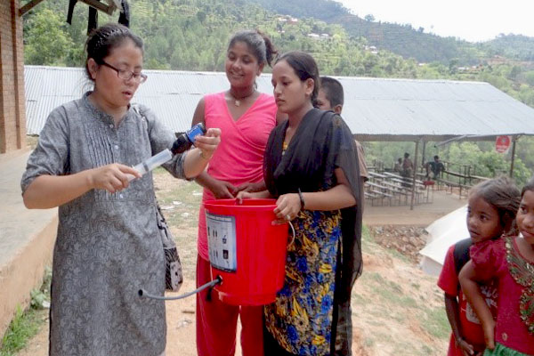 SCN-sister-in-Nepal-after-earthquake