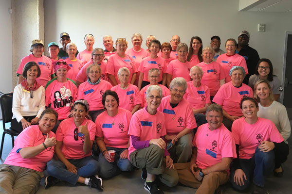Nuns Build 2016 group in New Orleans