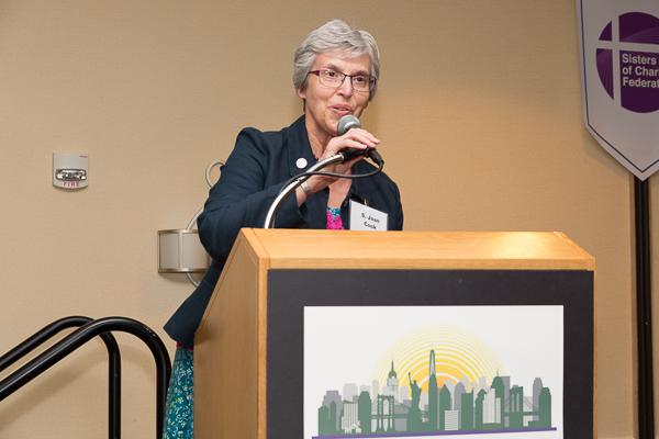 Sister Joan Cook, SC-Cincinnati